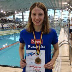 Înot: Ruxandra Brehar confirmă! Bronz la naționale! Beatrice Chibulcutean prinde o finală!