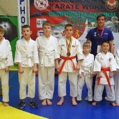Karate: Bârgăuanii de la Tiger, 8 medalii la naționalele de copii!