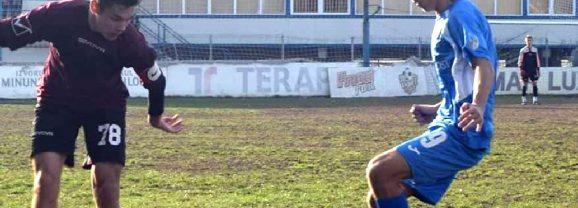 Fotbal: Gloria Junior e la un singur punct de zonă!