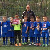 Copii: Şcoala de Fotbal Constantin Sava, pe podium la Cupa CFR