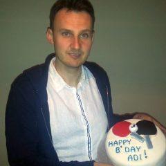Încă un an de contract în Franța și o convocare la națională! Adrian Crișan, cadouri frumoase la 39 de ani!