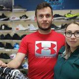 Magazinul soților Hlinca, recomandat de profesioniști! Doi foști sportivi de performanță știu ce înseamnă un echipament IDEAL pentru SPORT!
