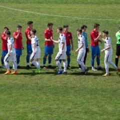 Fotbal: Gloria Junior ratează turneul final! Bistrițenii ies cu capul sus din acest sezon!