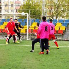 Sintetic, Liga a doua: Podium încins! Sprunedici Warriors, victorie în stil italian!