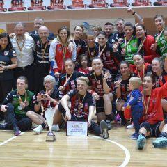 VIDEO: Un bronz de aur! Ce meci, ce victorie, ce final de campionat! Bistrița termină pe 3 în prima ligă de handbal feminin!