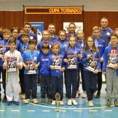 Taekwondo: Nu mai e o surpriză! Medalii fără număr pentru Ilyo Bistrița la Târgu Mureș