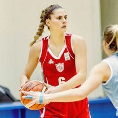 Baschet: Alexandra Uiuiu a fost la două minute de titlu! A pierdut dramatic meciul decisiv al finalei!