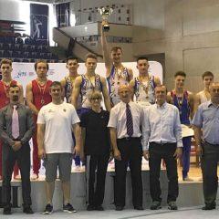 Gimnastică: Bistrița, campioană națională la juniori II