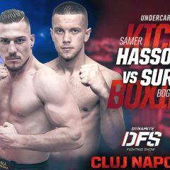 Kickboxing de gală! PFG Bistrița are doi sportivi în marea gală de la Cluj-Napoca!