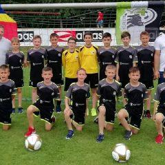 Fotbal, U11: Transilvania Bistrița, adversari de calibru la Alpas Cup, în Croația