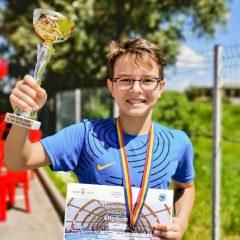 Înot: Trei titluri de cel mai bun sportiv pentru CS Tibi la Turda și Baia Mare