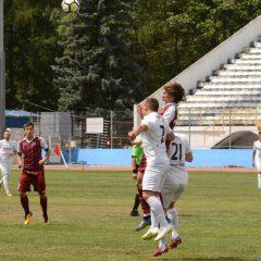 Fotbal: Amical câștigat cu CFR 2! Gloria are trupă bună pentru acest sezon!