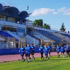 Fotbal: Gloria, amical cu CFR 2 și alte noutăți înaintea cantonamentului de la Vatra Dornei
