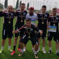 Sintetic: E Teraplast? Nu, e Nova Vita, campioana României la minifotbal!