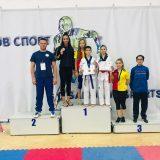Taekwondo: Cinci medalii pentru Ilyo la Campionatul Balcanic