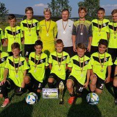 Fotbal: Pe podium la Reghin, cu 5 din 6 echipe! Transilvania Bistrița, se pregătește de Cupa Lucian Sănmărtean
