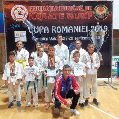 Karate: Bârgăuanii lui Dologa, 9 medalii la Cupa României!