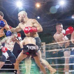 Kick boxing: Peste 150 de sportivi se bat pentru Cupa Armura