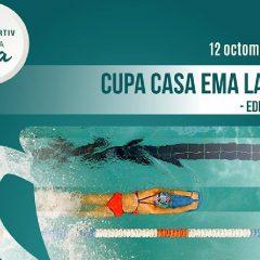 Înot: A 9-a ediție a Cupei Casa Ema e gata de start