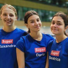 Sportivele de la CS Casa EMA au înotat cu succes la Brașov!