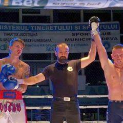 Kickboxing: Medviski, Suru și Șumfelean, victorii pentru PFG Bistrița în gala de la Deva