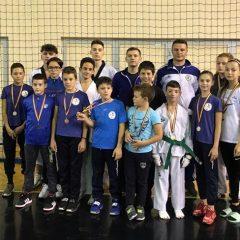 CS Ilyo, pe primul loc în clasamentul cluburilor la Transilvania Taekwondo Open