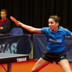Tania Plăian, aur la Europa Top 10! Un fel de turneul campioanelor la tenis de masă!