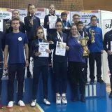 Taekwondo: Medalii peste medalii! Bistrițenii, printre cei mai tari la Dracula Open și Cupa României