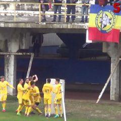 VIDEO, fotbal, liga a treia: Înfrângere în ultimul minut! Gloria – Minaur Baia Mare 0-1