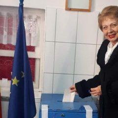 Doina Pană: Am votat pentru un președinte cu dragoste de oameni!