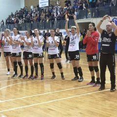 Handbal: Frustrant! Gloria, la o minge de grupele Cupei EHF! A pierdut calificarea la golaveraj!
