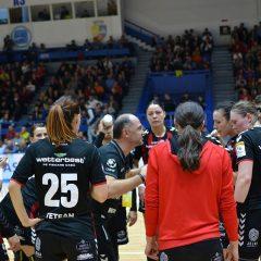 """Handbal, Corona – Gloria în EHF: Bistrița crede în șansa ei! Pașca: """"Presiunea e la ele"""""""