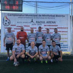 Sintetic, Liga a doua: Pompierii sunt lideri! ACS Inter Bistrița, patru meciuri fără înfrângere!