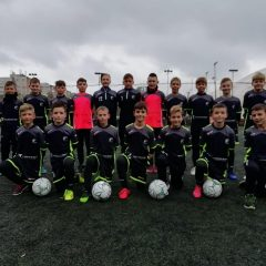 """Fotbal, copii: Transilvania, meciuri bune la București! Pârțiu: """"A fost unul dintre cele mai bune turnee la care a participat clubul nostru"""""""