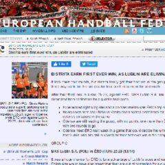 Bistrița, lăudată în toată presa din România și remarcată pe site-ul federației europene!
