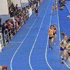 Atletism: Bistrițeni pe podium într-un open de juniori la București!