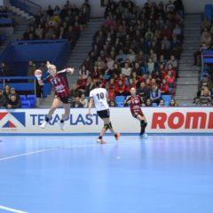 Să se fi jucat până la Boboteaza următoare și tot asta ar fi fost diferența: Gloria – CSU Cluj 35-27!
