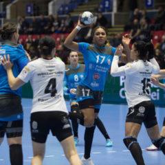 Handbal: Cât pe ce să le încurcăm! Gloria cedează greu la București!