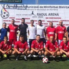 Sintetic, Liga a 3-a: FC CSST au învățat limba minifotbalului! Se strânge lupta pentru podium