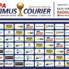 Sintetic: Începe Cupa Optimus Courier! O lună de spectacol la Baza Raoul!