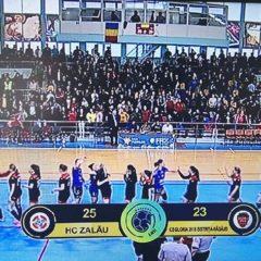 Handbal: Gloria pierde teren! Moment greu pentru echipa lui Pașca, învinsă încă o dată la Zalău!
