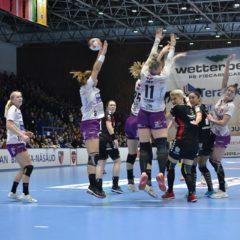 Cupa EHF: Gloria, șanse mici de calificare după o înfrângere la 3 goluri în meciul de la Bistrița!