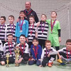Turneu câștigat categoric! Școala de fotbal Constantin Sava, 6 victorii din 6 meciuri, un singur gol primit!