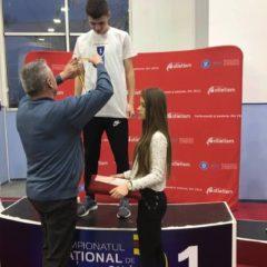 Atletism: Sebastian Tomoiagă, campion național la juniori 2!