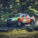 Rally Raid: Mihai Ban, pe podium la Satu Mare, între doi piloți de Dakar!