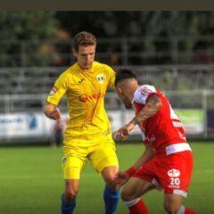 Fotbal, Liga a doua: Doi bistrițeni, decisivi în derby-ul UTA – Petrolul 1-1