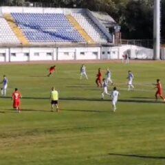 Fotbal: Bătută fără drept de apel în primul amical! Gloria pierde acasă cu SCM Zalău!