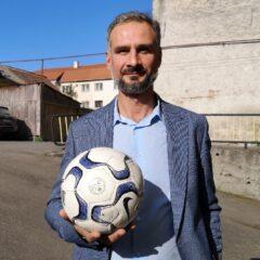 """Dan Ciobănică: """"Eu văd Bistrița ca un loc în care să vii, nu unul din care să pleci"""""""