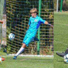 Fotbal: Trei bistrițeni, convocați la formarea lotului național under 15