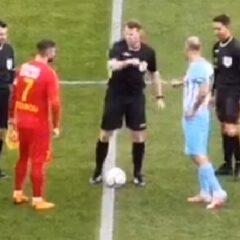 VIDEO, fotbal: Scor rușinos, joc acceptabil! Gloria pierde derby-ul cu Zalăul!